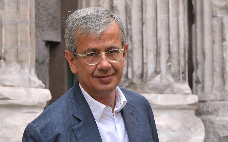 Chicco Testa - ©Alessandro Paris/Lapresse - Roma 08-07-2008
